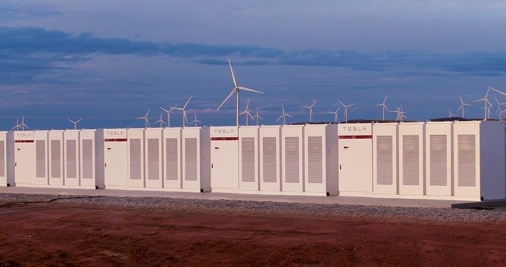 Big battery south australia tesla