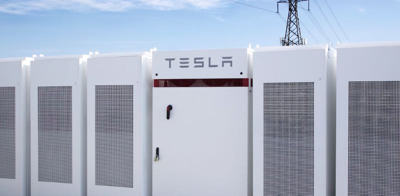 Tesla Hornsdale Battery Storage South Australia