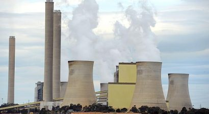 AGL Loy Yang A coal-fired power station